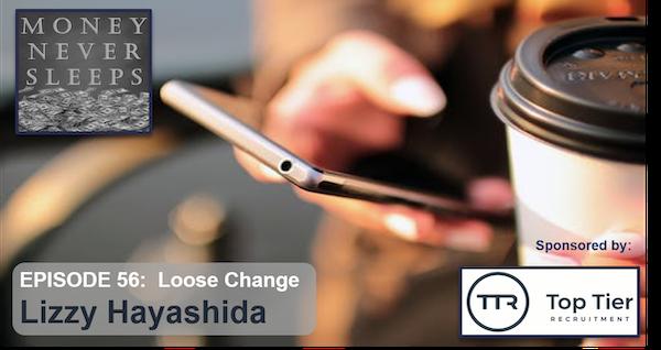 056: Loose Change - Lizzy Hayashida and Change Donations Image