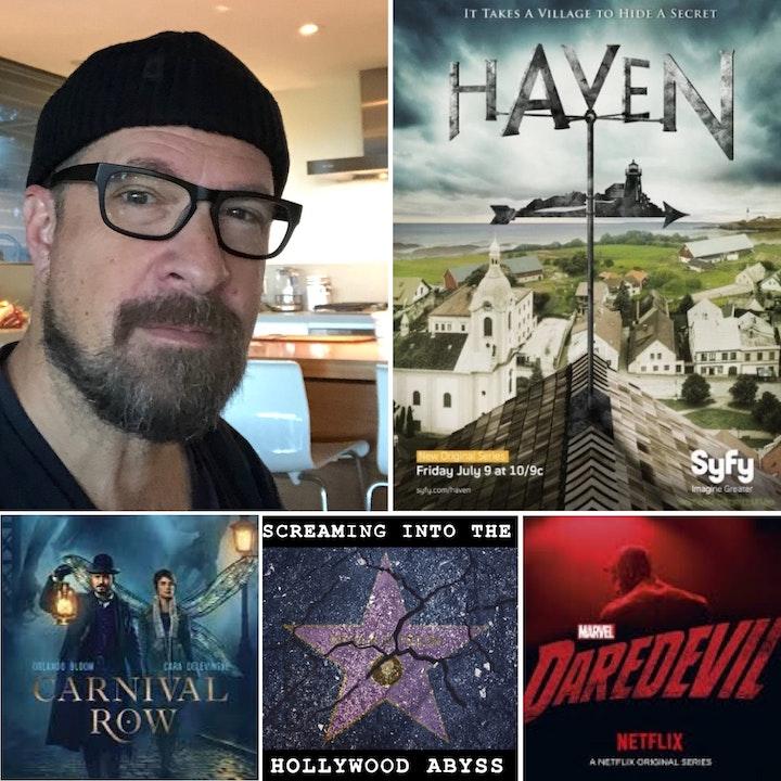Take 45 - Writer and Showrunner Sam Ernst, Haven, Carnival Row, Daredevil