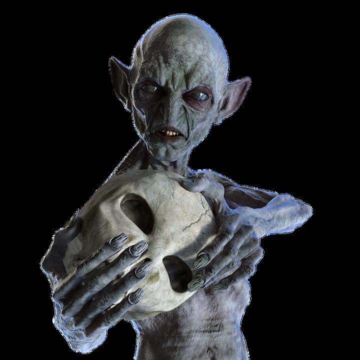 Ancient Alien Ancestors