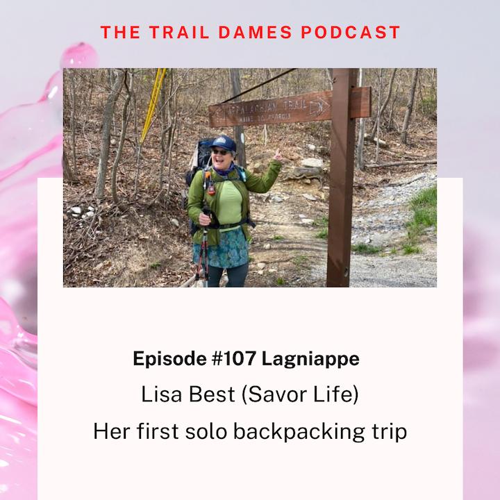 Episode #107 Lagniappe - Lisa Best (Savor Life)