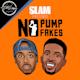 No Pump Fakes Album Art