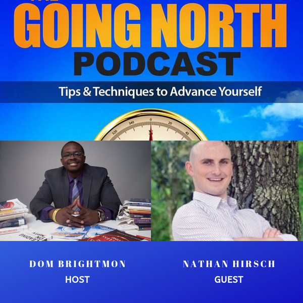 """138 - """"Leadership Advice From a CEO"""" with Nathan Hirsch (@realNateHirsch) Image"""