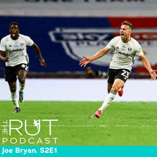 Joe Bryan, Premier League Footballer at Fulham FC: Depression, Anxiety and Football Image