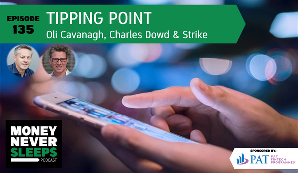 135: Tipping Point | Oli Cavanagh, Charles Dowd and Strike Image