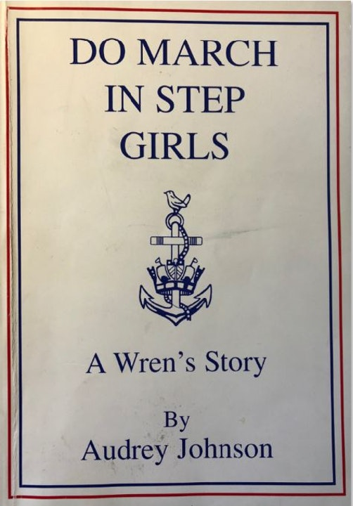 33 Women at War 2 - Wartime Recipes and WRENS