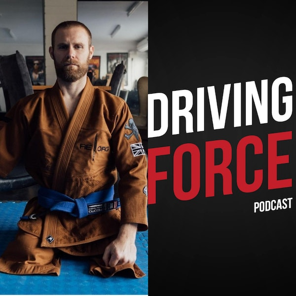 Episode 68: Mark Ormrod - Former Royal Marines Commando and Triple Amputee on Peak Performance and Resilience