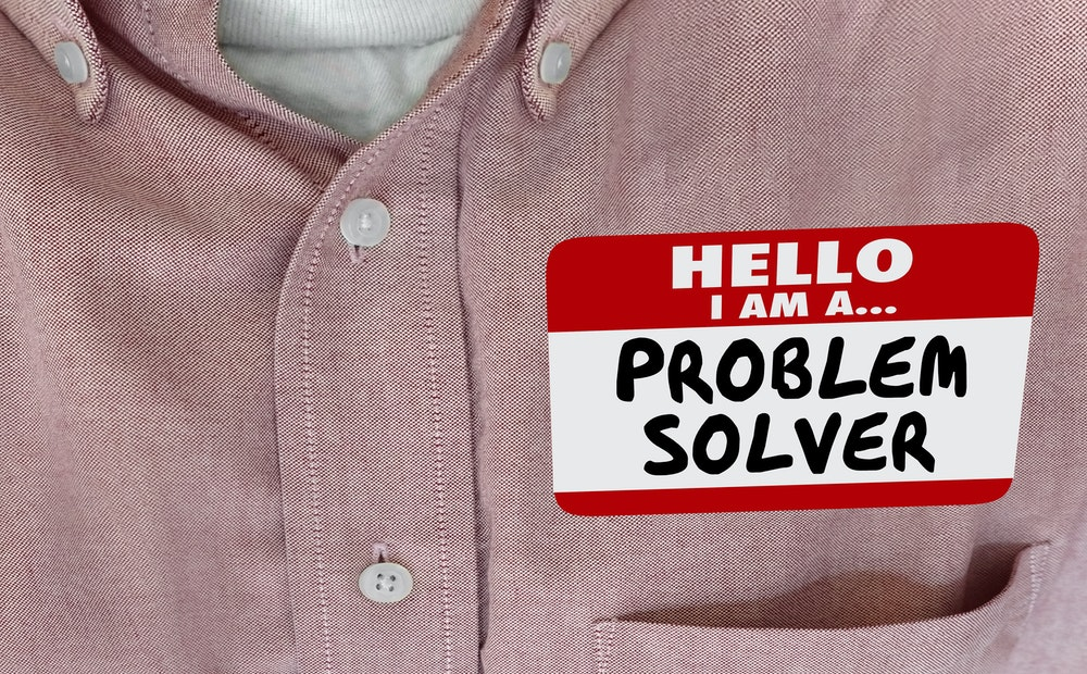 Closing Thought of the Week: Problem Solvers - E13