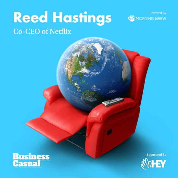 Who's the next Netflix? Let's ask CEO Reed Hastings Image