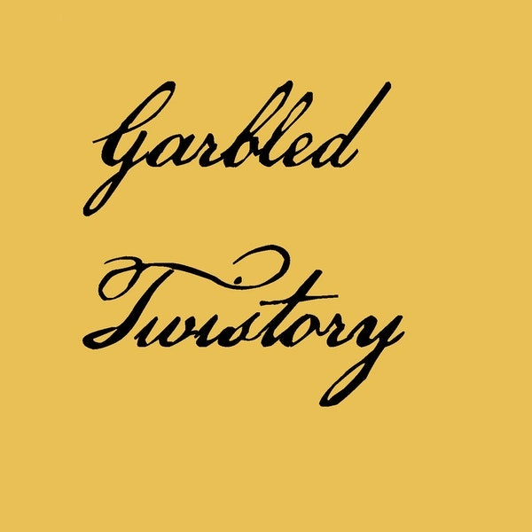 Garbled Twistery Image