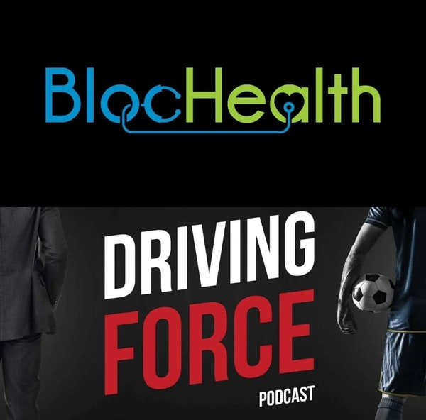 Episode 5: Blochealth CEO, Jared Taylor Image