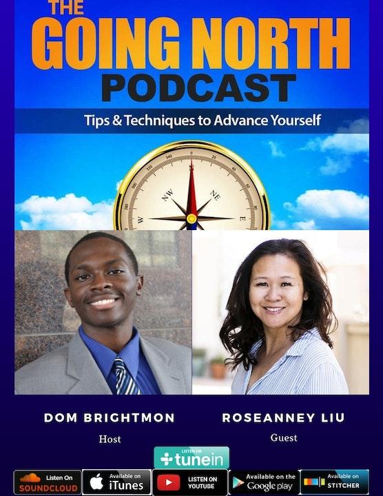 """81 -  """"Badassery 101"""" with Roseanney Liu (@RoseanneyLiu)"""