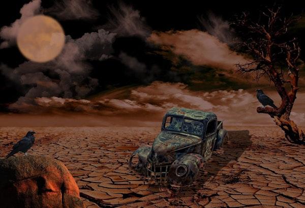 Desert Nightmares Image
