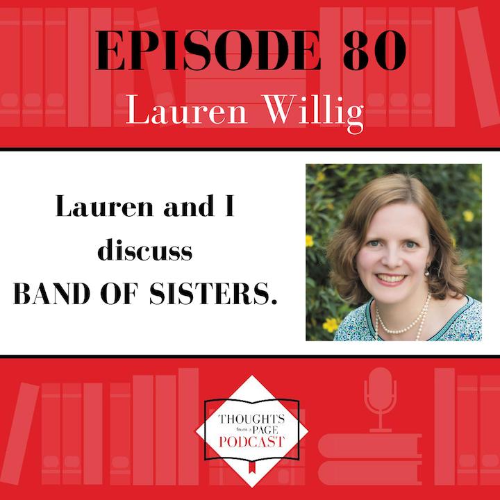 Lauren Willig - BAND OF SISTERS