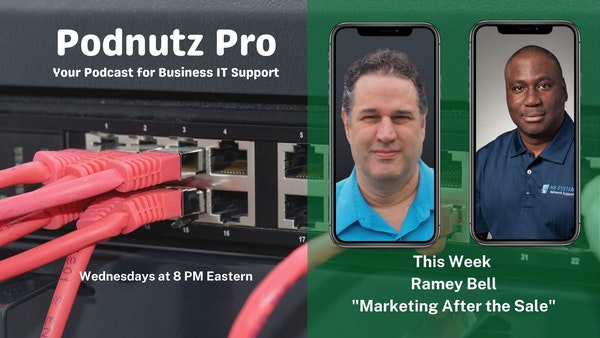 Podnutz Pro #358: Marketing After The Sale