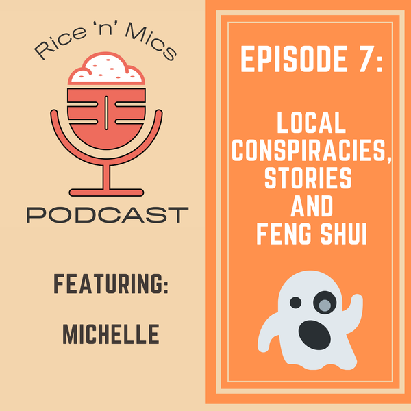 07 - Local Conspiracies, Stories and Feng Shui Image