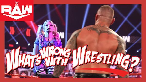 BLOODY LEXI - WWE Raw 2/1/21 & SmackDown 1/29/21 Recap Image