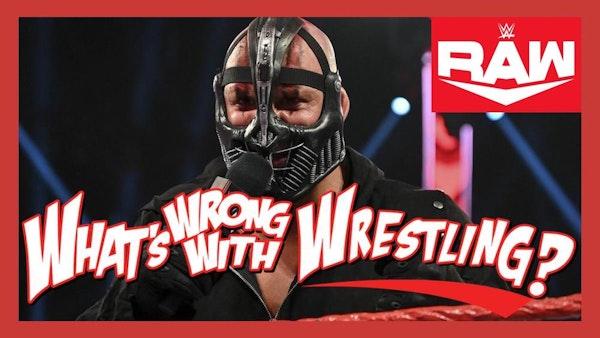 GOTHAM'S RECKONING - WWE Raw 9/21/20 Recap & SmackDown 9/18/20 Recap Image