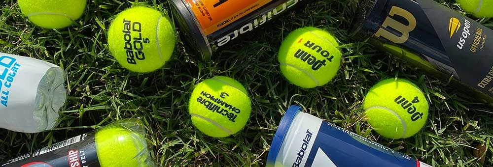 Mega Test: Tennis Balls