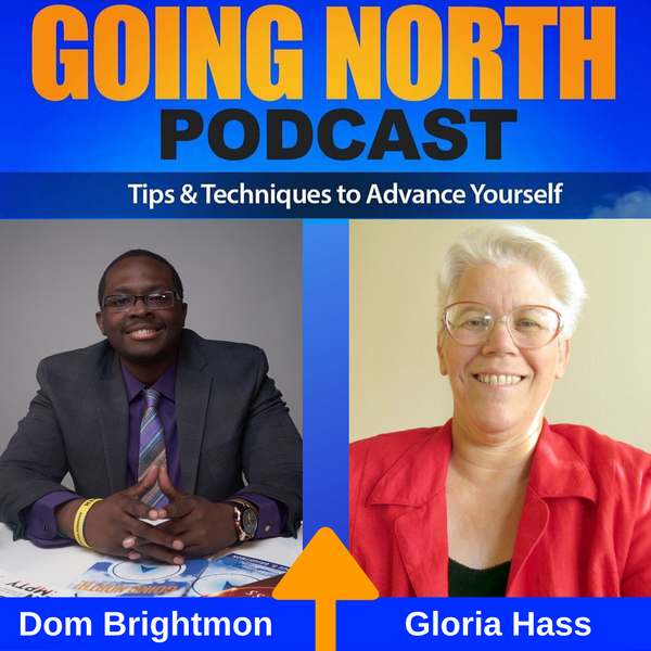 """Ep. 312.5 (H2H Special) – """"Turning Pain Into Power"""" with Gloria Hass (@gloriahass) Image"""