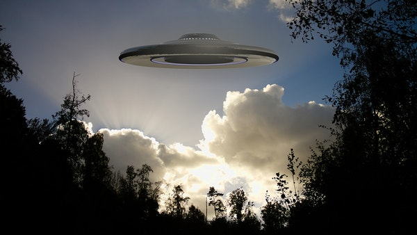 Flying Saucers Image