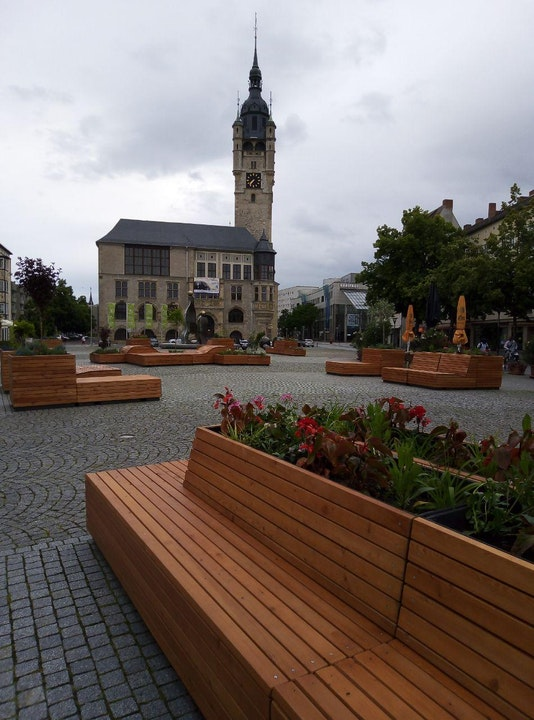 Travel Germany: Dessau