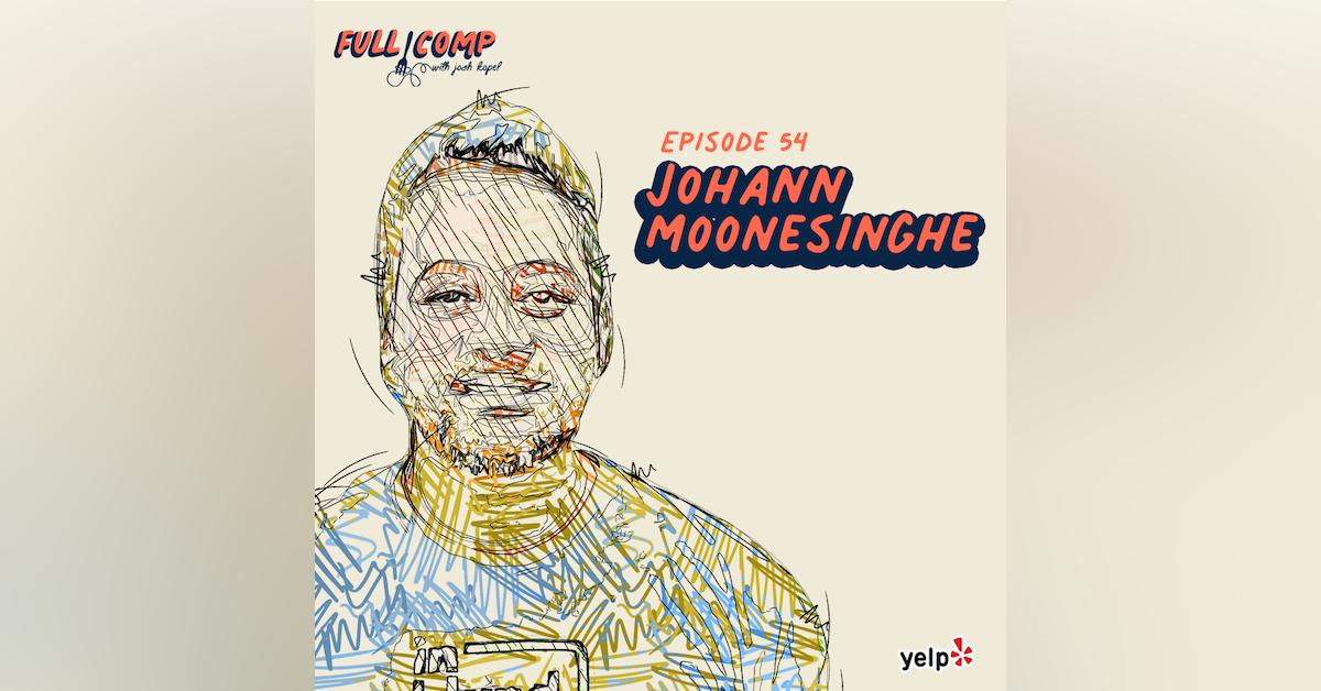 Disrupting the Restaurant Industry Debt Crisis: Johann Moonesinghe of InKind