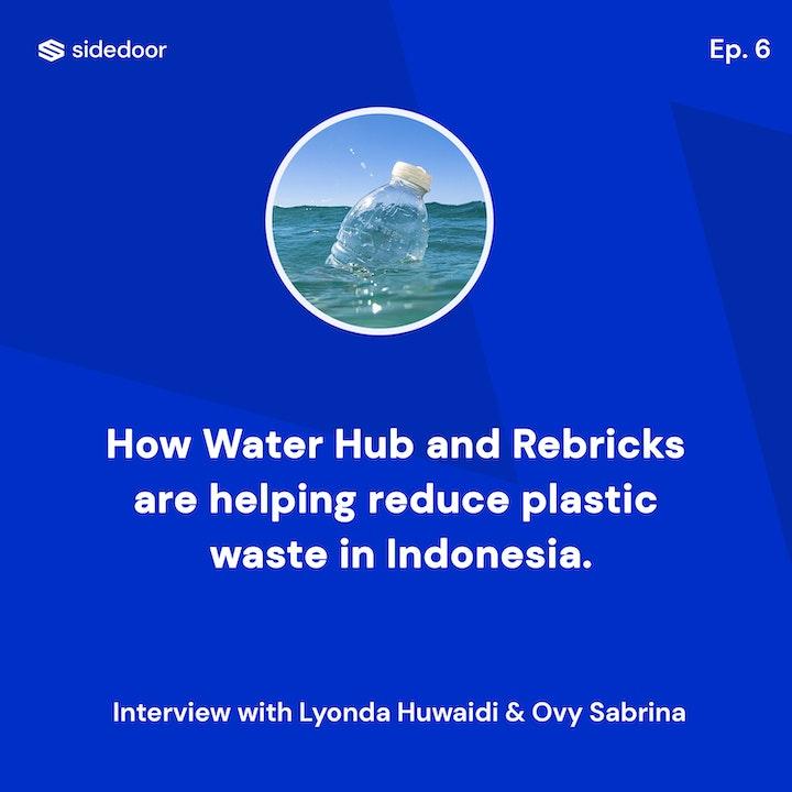 Reducing Plastic Waste in Indonesia
