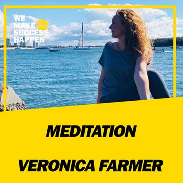 Meditation - Veronica Farmer | Episode 34 Image