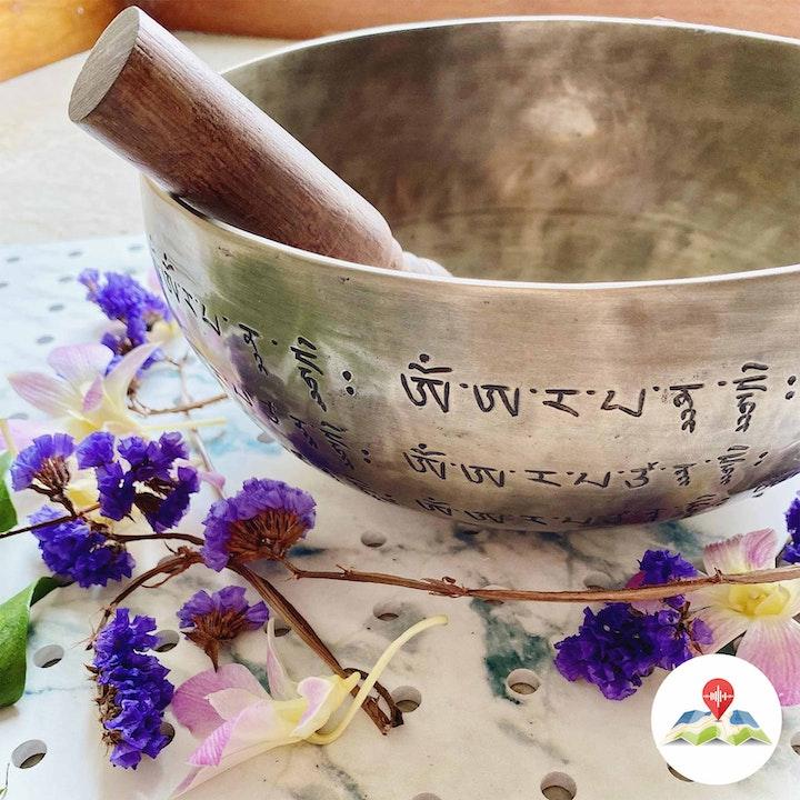 068914 Himalayan Full Moon Singing Bowls