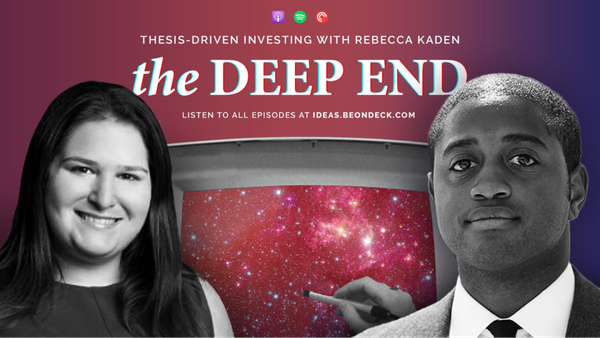 Thesis-Driven Investing with Rebecca Kaden, Managing Partner at Union Square Ventures Image
