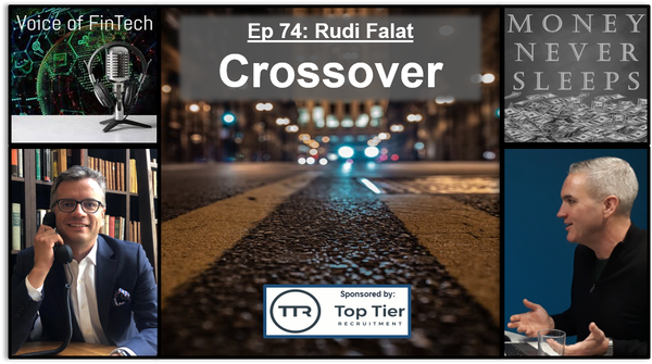 074: Crossover - Rudi Falat and the Voice of Fintech Image