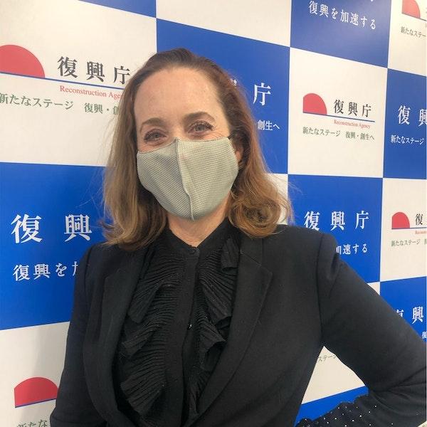 Ruth Jarman: Japan Internationalization Pioneer Image