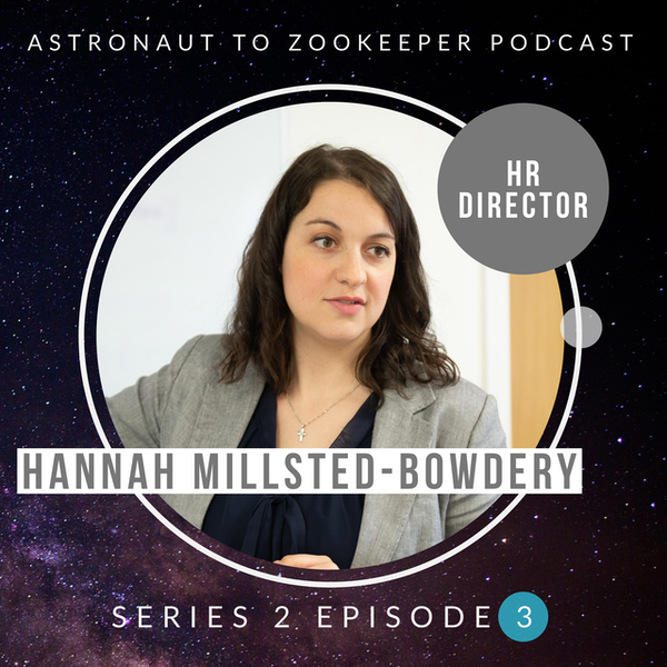 HR Director - Hannah Millsted-Bowdery Image