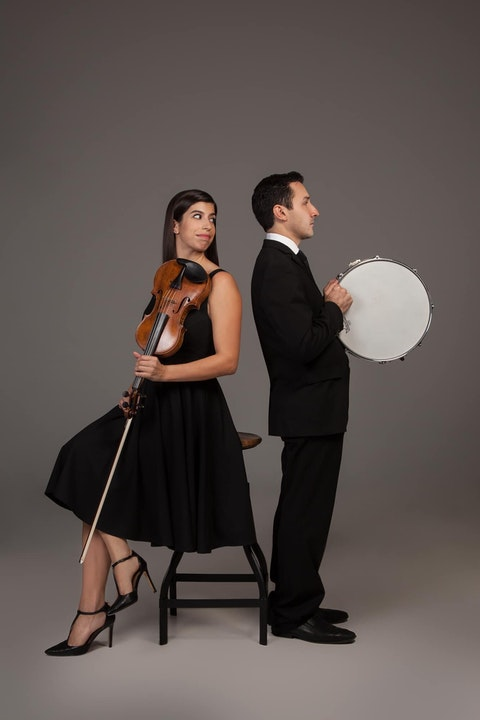 George Nickson and Samantha Bennett, Founders of Ensemble New SRQ, Join the Club Image