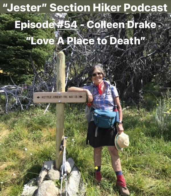 Episode #54 - Colleen Drake (Teacup)