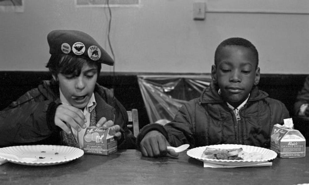 Black Panther's Free Breakfast Program