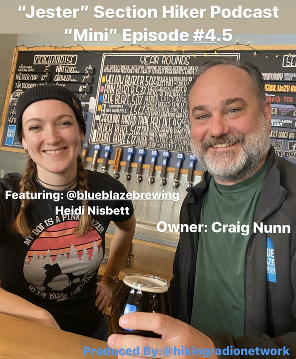 Episode #4.5 - Blue Blaze Brewing Company
