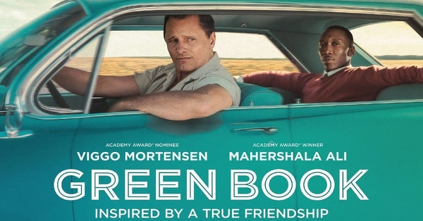 Green Book & Ben and Hairy Image