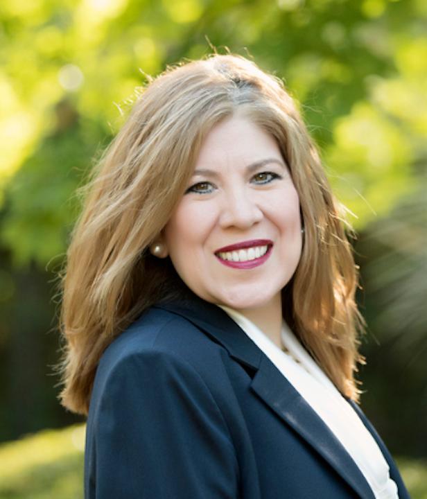 Superintendent, Martha Salazar-Zamora