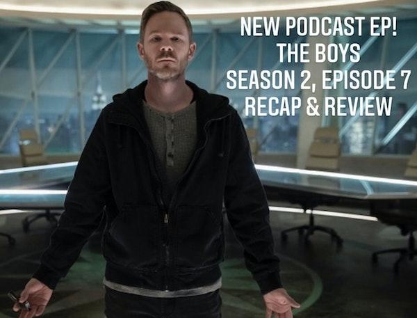 E47 The Boys Season 2 Episode 7 Recap & Review Image