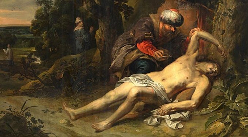 What Does The Good Samaritan Teach Us About Racism?