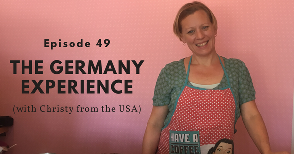 A southern liberal in Germany, running a coffee shop, and casual German racism (Christy from the USA)