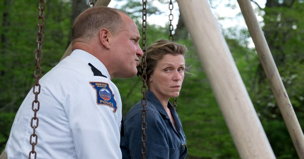 Three Billboards Outside Ebbing, Missouri & We Can Be Heroes Image