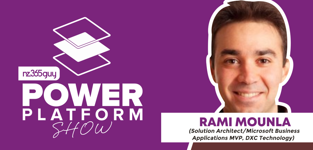 Skills of today's Power Platform Architects with Rami Mounla