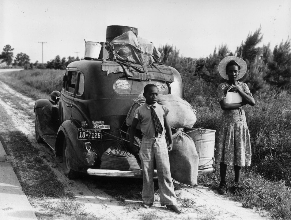 Everyday Black History - African Americans Flight to the PromisedLand