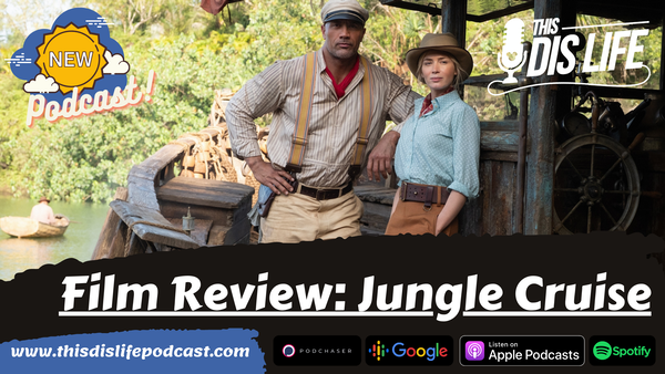 Film Review: Jungle Cruise Image