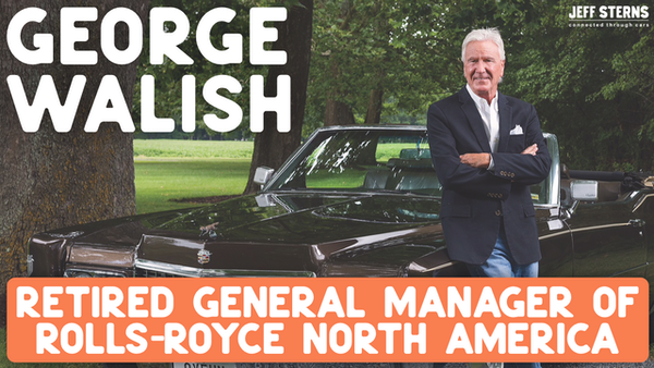 Rolls-Royce North America General Manager George Walish trailer (1.5 min) Image