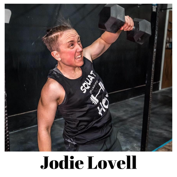 Jodie Lovell
