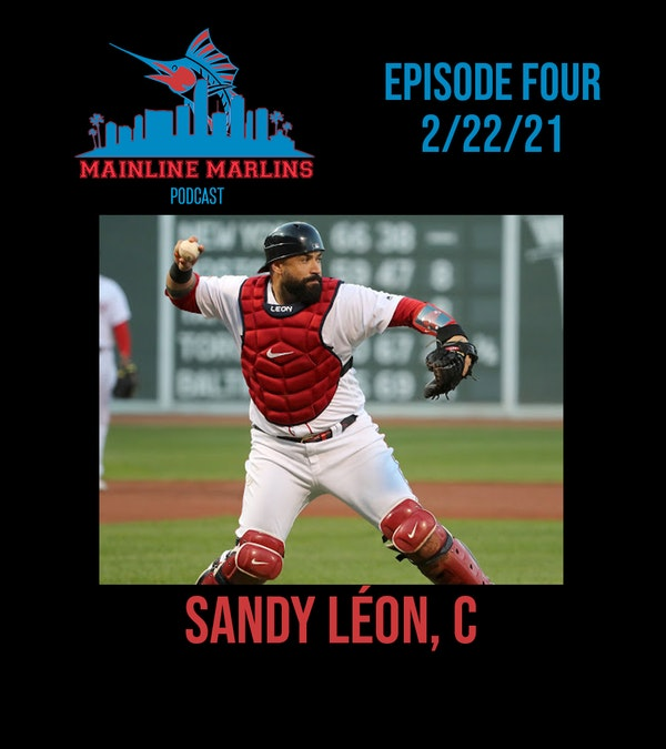 Episode 4 of the Mainline Marlins Podcast with Tommy Stitt Image
