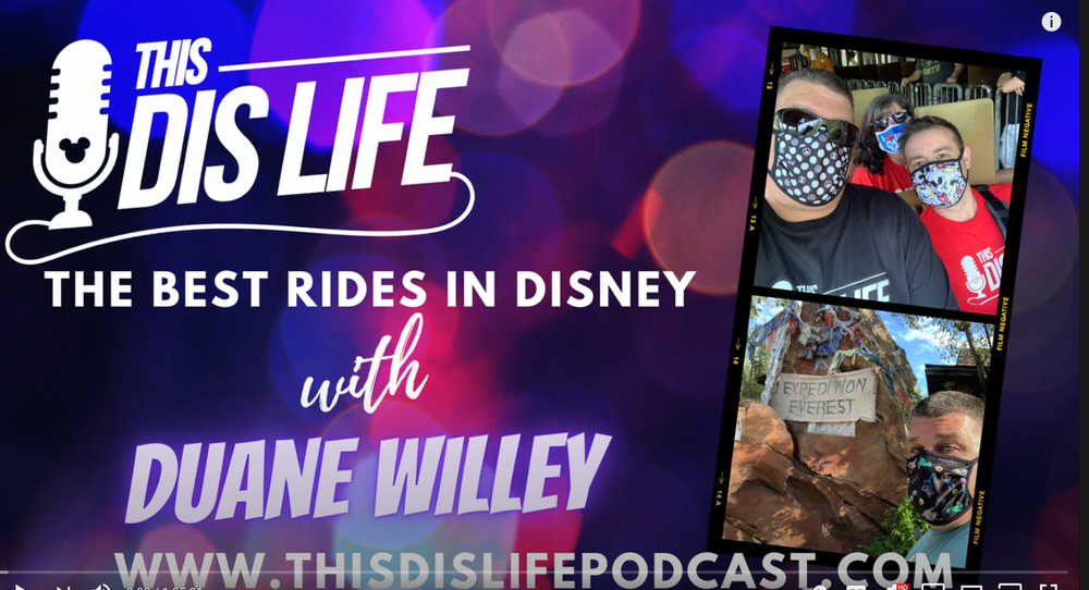 The Best Ride in WDW with Duane Willey